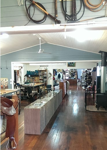 Back of Store - Simon Martin Whips Tasmania