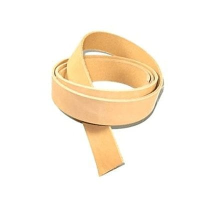 Leather Belt Blank Straps