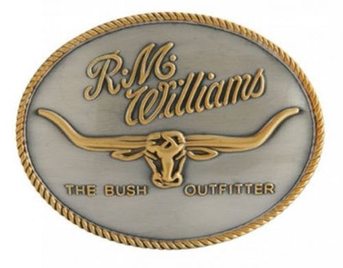RM Williams Buckle