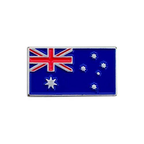 Australian Flag Concho